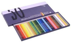50 color paper box-set Holbein colored pencil (japan import) by Holbein industry