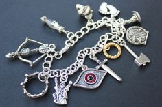 lord of the rings charms.... love it!!!! <3