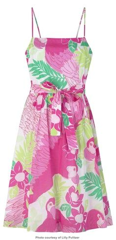 Palm Beach Patio Party Dresses