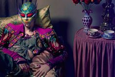 """I Just Can't – Steven Klein X NARS Holiday Collection """"Fantascene"""""""
