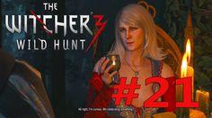 """Witcher 3 Bölüm 21 """"Keira Metz ile Akşam Yemeği"""" PS4 Tam Çözüm"""