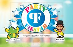 Party Fiestar the Best Kids Party Planner In Singapore