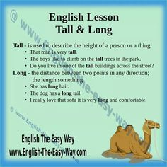 For more English lessons go to: http://english-the-easy-way.com/
