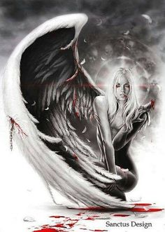 ~Gothic Art,, That Wing!!!!!!