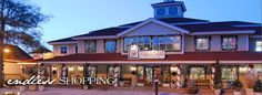 Barefoot Landing - No trip is ever complete without a bit of shopping!  #MYRDreamVacation