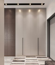 54 Astonishing Wardrobe Design That Can Try In Your Home Wardrobe Door Designs, Wardrobe Design Bedroom, Closet Designs, Wardrobe Door Handles, Wardrobe Doors, Bedroom Cupboard Designs, Bedroom Cupboards, Painted Bedroom Furniture, Hallway Furniture