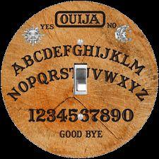 Ouija Board design Light Switch Plate