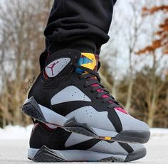 ReTweet if you copping the Bordeaux 7's this July