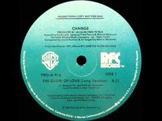 http://youtu.be/YUxEGP1xOzQ  Change featuring Luther Vandross: The Glow of Love