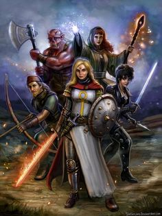 Ultima by SirTiefling on DeviantArt