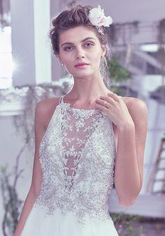 Maggie Sottero Lisette Ball Gown Wedding Dress