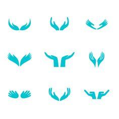 Healing Hands Logo Vector is part of Hand logo - Logo Design Tutorial, Design Tutorials, Design Templates, Massage Logo, Hand Logo, 2 Logo, Typography Logo, Logo Animal, Inspiration Logo Design