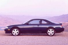 1998 Nissan 240sx - almost a Maxima/Altima coupe, and the same idea as a Mazda MX-6, though more attractive and respectable