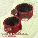 souvenir gerabah tempat aroma terapi || www.jogja-etnika.com