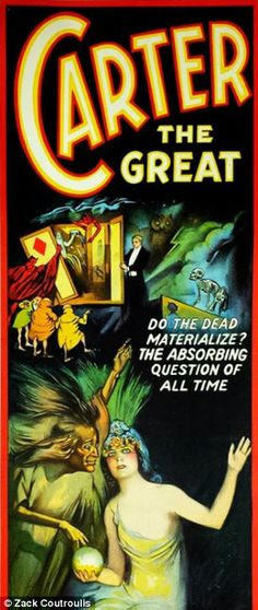 Often, the illusions advertised were nearly impossible feats and the questions asked were ...