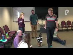 Simple Team-Building Exercise - Leaning Tower of Feetza - YouTube