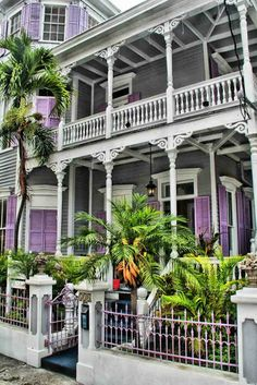 Gingerbread House, Key West, Florida ~j~4