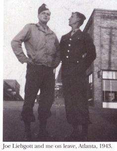 Don Malarkey and Joe Liebgott - Band of Brothers - Easy Company