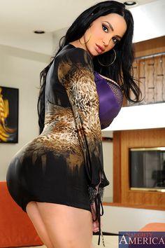 Big tits big ass tight skirts