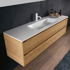 Bathroom Decor vanity Via Veneto Edition 2015 von Falper