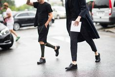 Paris Men's Fashion Week Spring 2015 Street Style - Paris Men's Fashion Week Street Style Day 4