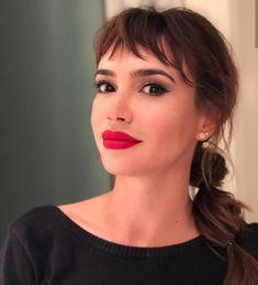 Make up de Celest Spirit Animal, Crushes, Make Up, Instagram, Girls, Hair, Fringe Hair, Camila Cabello, Actresses