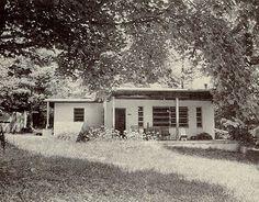 Thomas Merton's Hermitage in Gethsemani, Kentucky