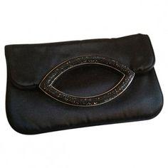 Pre-owned Swarovski Clutch Bags
