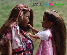 """""""Mommy, you're beautiful!"""" 