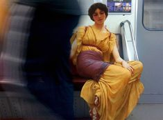 Humorous mash-ups of classical painting subjects and modern day settings | DesignFaves
