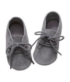 H&M Soft Suede Shoes $19.95