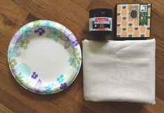 How to Make a Designer Tablecloth in Under a Minute