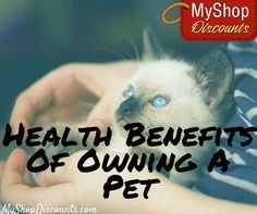 Of course you love your pet, but did you know that there are amazing benefits besides companionship? Click for 6 health benefits of owning a pet!