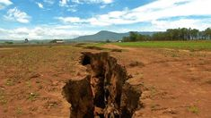 Why This Giant Crack Opened Up In Kenya The region has yielded a trove of archaeological finds in the past and may border a new continent 50 million years in the future. Ancient Egyptian Art, Ancient Aliens, Ancient Greece, Ancient History, People Around The World, Around The Worlds, African Art Projects, Rift Valley, European History