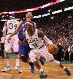 Rajon Rondo, Boston Celtics   Damian Strohmeyer/SI arunxk