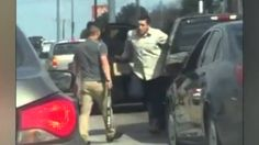Motoristas brigam com bastões em avenida nos EUA, The star wars effect, ...