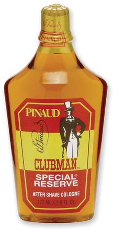 Clubman Special Reserve Aftershave & Cologne by Pinaud (6oz Splash)