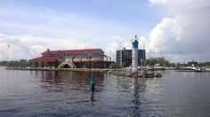 Bay of Quinte, Canada: Meyer's Pier, Belleville Ontario