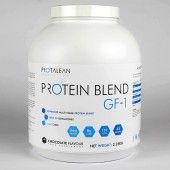 Protalean Nutrition's Protein Blend GF-1 is a high quality protein blend designed to give a sustained release of protein to the muscles. This Advanced Bodybuilding Supplement provides 36g of protein and just 8g of carbs pre serving making it ideal for lean muscle gain. http://www.mutantnutrition.co.uk/shop-by-brand/protalean-nutrition-1/protalean-protein-blend-gf-1-2-25kg.html
