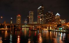 Fond d'écran hd : new york city night city wallpaper 3 Tampa Florida, Florida City, Visit Florida, World Wallpaper, City Wallpaper, Unique Wallpaper, Scenery Wallpaper, Mobile Wallpaper, City Lights At Night