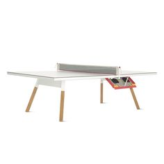 RS Barcelona & Antoni Pallej�'s You and Me Ping Pong/Dining/Conference Table