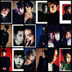 #EXO #Photo #Monster