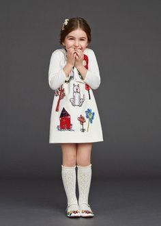 Dolce & Gabbana Children Winter Collection 2016