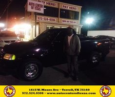 https://flic.kr/p/CSDyH7 | #HappyBirthday to Ernest from Fidel Rodriguez at Auto Center of Texas! | deliverymaxx.com/DealerReviews.aspx?DealerCode=QZQH