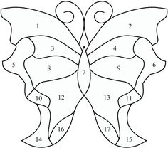 8 Best Images of Easy Mosaic Patterns Printable - Easy Pattern Mosaic Tile, Stained Glass Patterns Coloring Pages and Free Mosaic Patterns Butterfly Butterfly Mosaic, Butterfly Quilt, Glass Butterfly, Butterfly Crafts, Butterfly Pattern, Butterfly Embroidery, Stained Glass Quilt, Stained Glass Patterns, Mosaic Projects