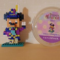 "24 mentions J'aime, 1 commentaires - D nanoblock (@d_nanoblock) sur Instagram : ""Easter 2017 MickeyMouse #2017 4月頃発売 ¥1500 #イースター #期間限定  #disney #disneysea #nanoblock #mickeymouse…"""