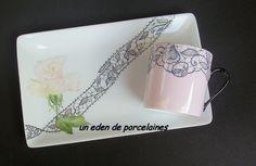tasses bols theieres - Un Eden de Porcelaines