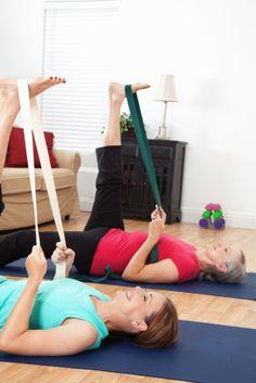 Yoga for Tight Hamstrings #yoga