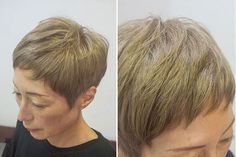 Short Hair Cuts, Short Hair Styles, Gray Color, Hair Color, Hairstyle, Grey, Model, Collection, Silk