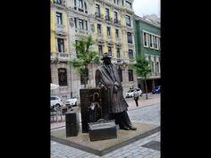 Cuaderno de viaje de verano en familia, visitamos Oviedo, preciosa ciudad de cine, segunda jornada del cuarto dia.